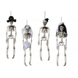 Figurina schelet atarnat