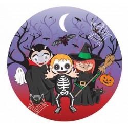 Farfurii Halloween 23 cm