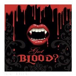 Servetele Blood 16 buc