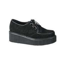 Pantofi demonia gotic talpa lata CREEPER 101
