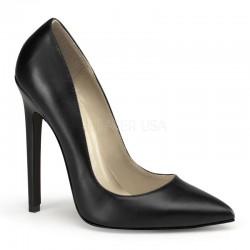Pantofi SEXY 20 stiletto toc inalt imitatie piele