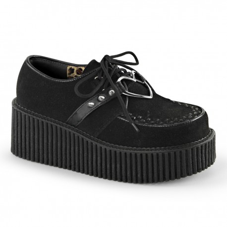 Pantofi demonia gotic lolita CREEPER 206