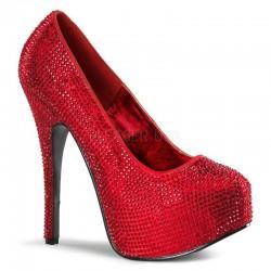 Pantofi TEEZE 06 RW Rosu