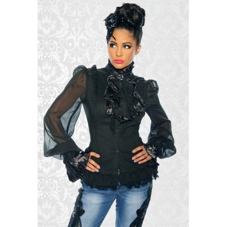 Bluza gothic 240 negru