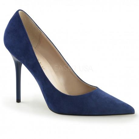 Pantofi stiletto office marimi mari marimea 43 CLASSIQUE 20