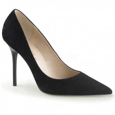 Pantofi stiletto office marimi mari ppiele marimea 42 CLASSIQUE 20