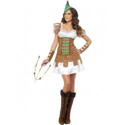 Costum Robin accesorii teatru carnaval
