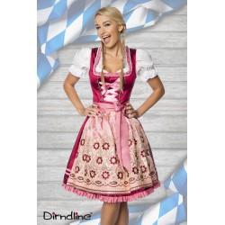 Costum Oktoberfest rochie berar festivalul berii 0016