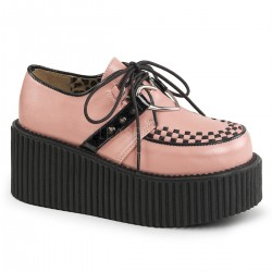Pantofi gotic demonia lolita CREEPER 206