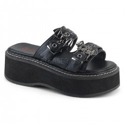 Sandale stil gotic demonia alternative EMILY 100