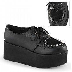 Pantofi stil gotic demonia talpa lata mary jane GRIP 02