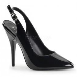 Pantofi cu toc mediu comozi SEDUCE 317