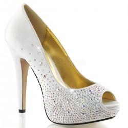 Pantofi de mireasa pin up retro LOLITA 06