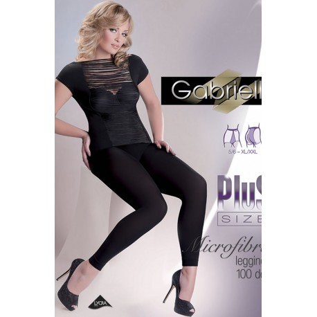 Leggings Plus Gabriella marime XXL