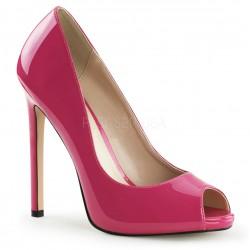 Pantofi stiletto eleganti roz SEXY 42