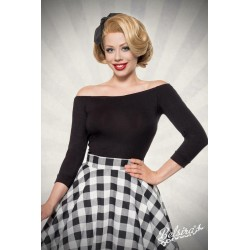 Bluza Retro pin up vintage elastica