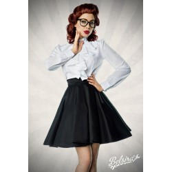 Fusta Clos larga pin up retro rockabilly