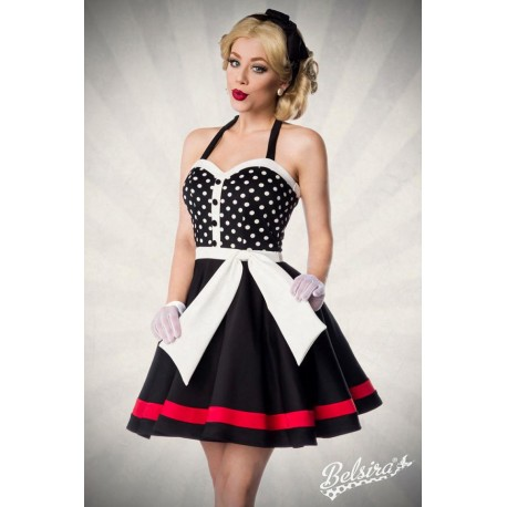 Rochie Sailor pin up retro rockabilly marinar