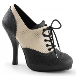 Pantofi pin up retro rockabilly CUTIEPIE 07