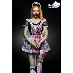 Costum Servitoare Horror 0016