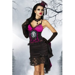 Costum Vampirita halloween recuzita teatru burlesque 2150