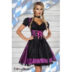 Costum oktoberfest rochie berar Dirndl 70000