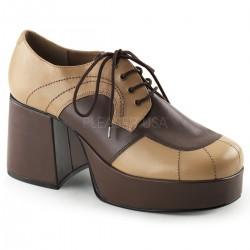 Pantofi barbati toc gros recuzita teatru JAZZ 04