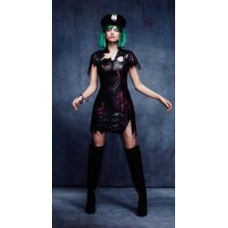 Costum Politista Zombie 3214