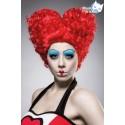 Peruca Red Queen