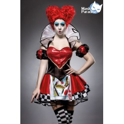 Costum Red Queen