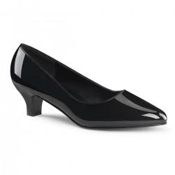 Pantofi cu toc mic marimi mari marimea 46 marimea 43 FAB 420