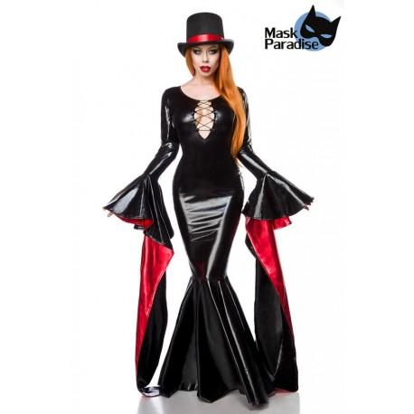 Rochie Magic Mistress vrajitoare halloween accesorii recuzita teatru