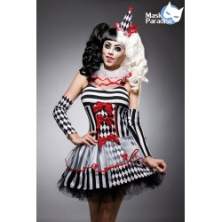 Costum Harlequin