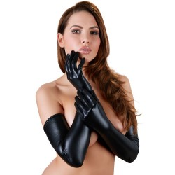 Manusi aspect ud latex lenjerie erotica wetlook