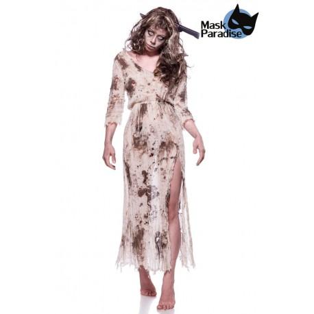 Costum Horror Zombie rochie halloween peruca accesorii teatru
