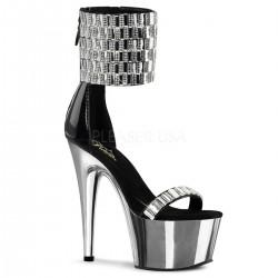 Sandale ADORE 789 RS papuci dansatoare cu platforma inalta