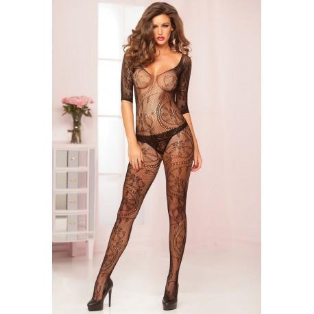 Bodystocking dantela lenjerie sexy rosie erotica 0421