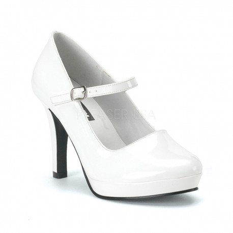 pantofi toc mediu bareta comozi clasici CONTESSA 50
