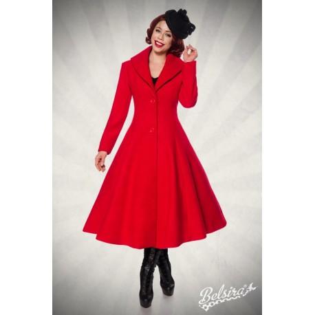 Palton Vintage sacou pin up lana bumbac 50131