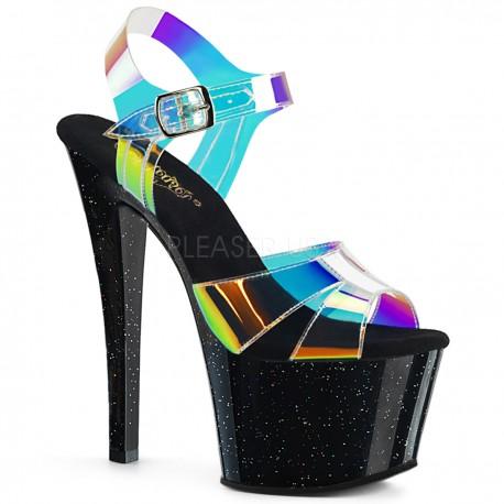 Sandale SKY 320 MMR de dansatoare papuci cu toc inalt comode silicon pleaser