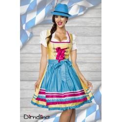 Costum Dirndl balul vanatorilor berar festivalul berii oktoberfest 0020