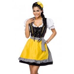 Costum Dirndl oktoberfest rochie festivalul berii 4384