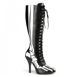 X-RAY cizme schelet halloween 220
