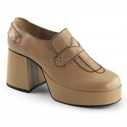 Pantofi retro barbati tearu recuzita  JAZZ 01