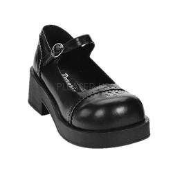Pantofi demonia stil gotic CRUX 07