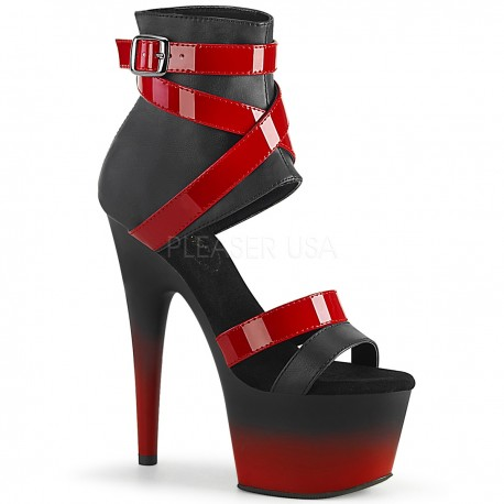 Sandale cu platforma inalta apuci dansatoare de club ADORE 700 15