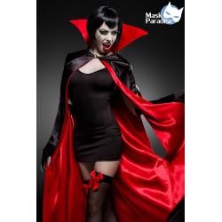 Costum Vampirita Sexy vrajitoare horror halloween 0012