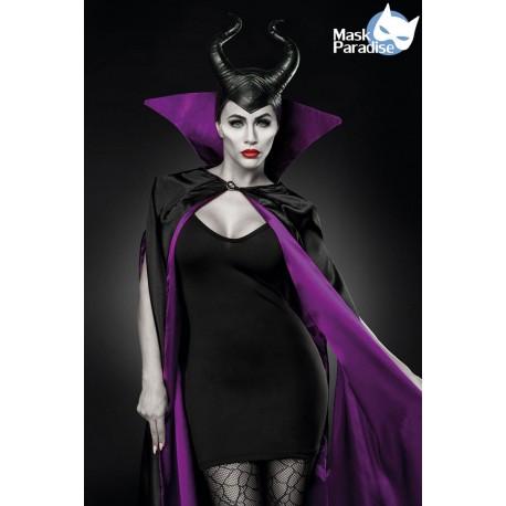 Costum Vampirita vrajitoare accesorii teatru halloween 0013