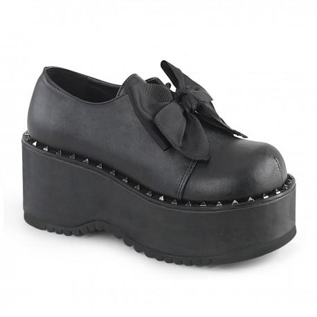 Pantofi stil gotic punk demonia DOLLY 05