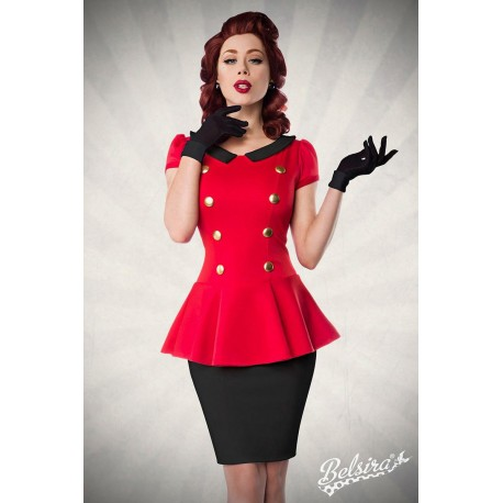 Rochie retro pin up vintage mulata